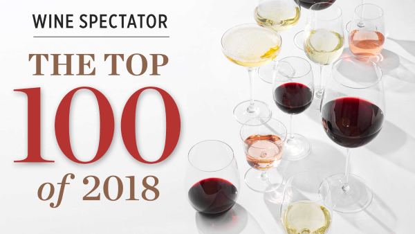 Wine Spectator's Top 100 (January 19)